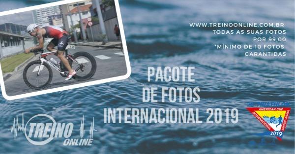 Pacote de Fotos Triathlon Internacional de Santos 2019